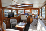 Interieur Motorboot