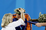 Olympisch goud in At